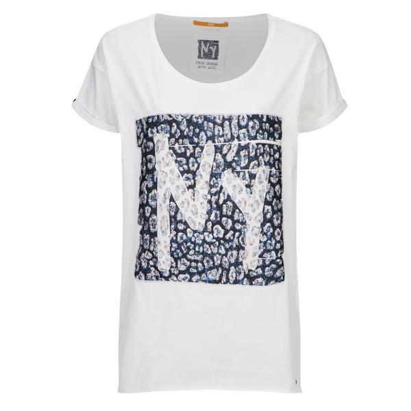 BOSS Orange Women's Talmaya T-Shirt - White