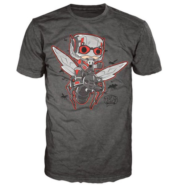 Marvel Ant-Man Pop! T-Shirt - Grey