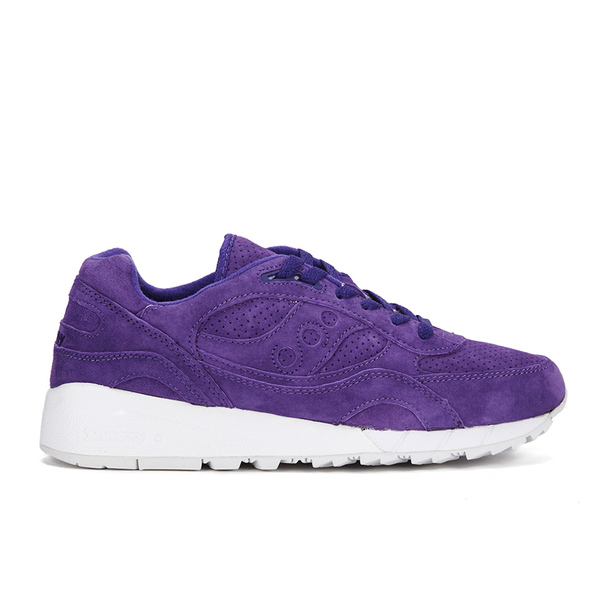 Saucony Men's Shadow 6000 Premium Egg Hunt Trainers - Purple