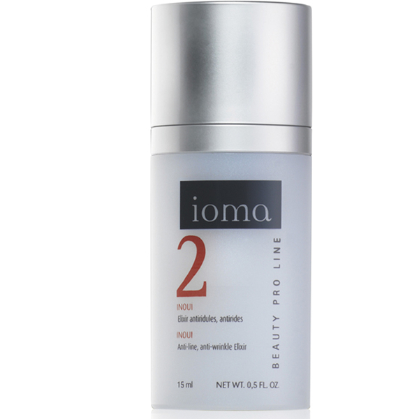 Elixirhidratanteanti-arrugas de IOMA 15 ml