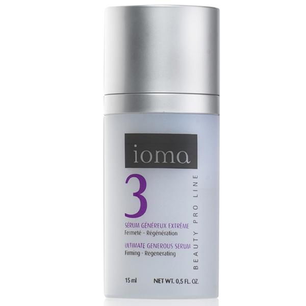 IOMA Ultimate Generous Serum 15ml