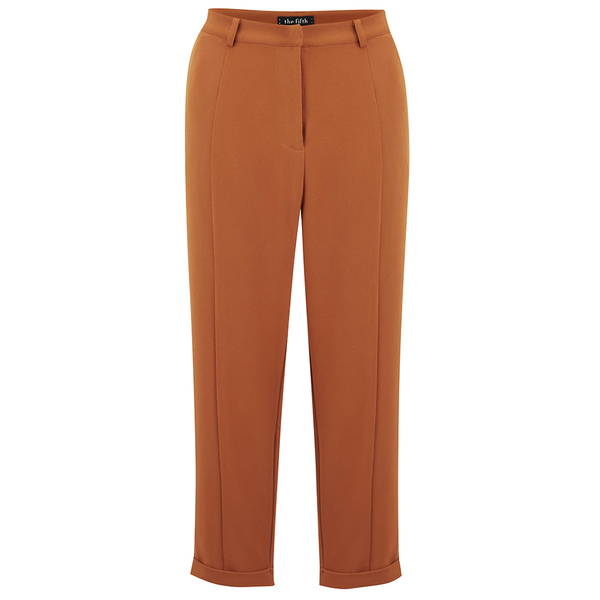 The Fifth Label Women's Stand Still Tailed Trousers - Amber