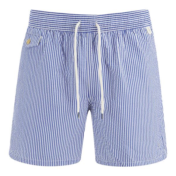 Polo Ralph Lauren Men's Traveler Swim Shorts - Royal Blue