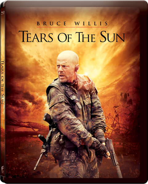 Tears of the Sun - Zavvi Exclusive Limited Edition ...Tears Of The Sun Theme