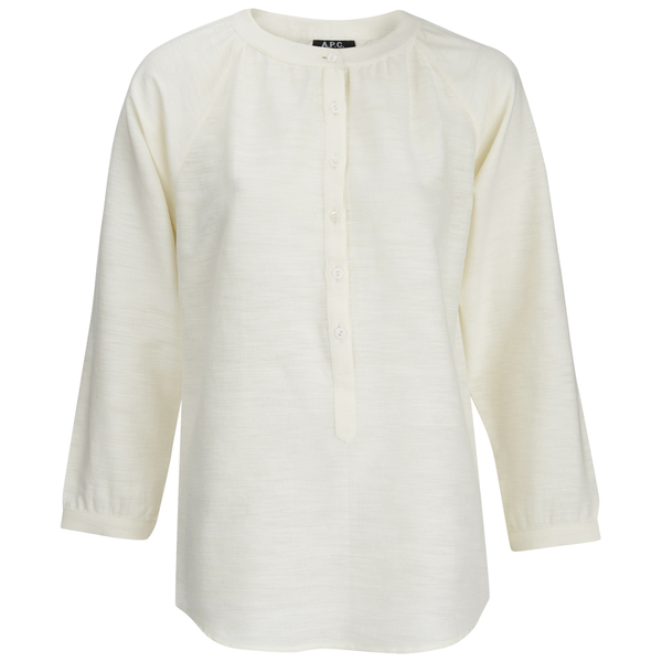 A.P.C. Women's Laurie Top - White
