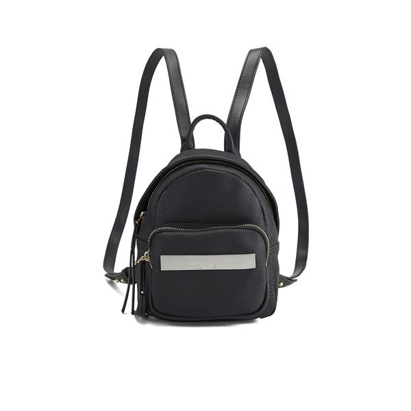 calvin klein women 39 s croft mini backpack black. Black Bedroom Furniture Sets. Home Design Ideas