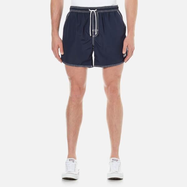 BOSS Hugo Boss Men's Killifish Bm Swim Shorts - Navy