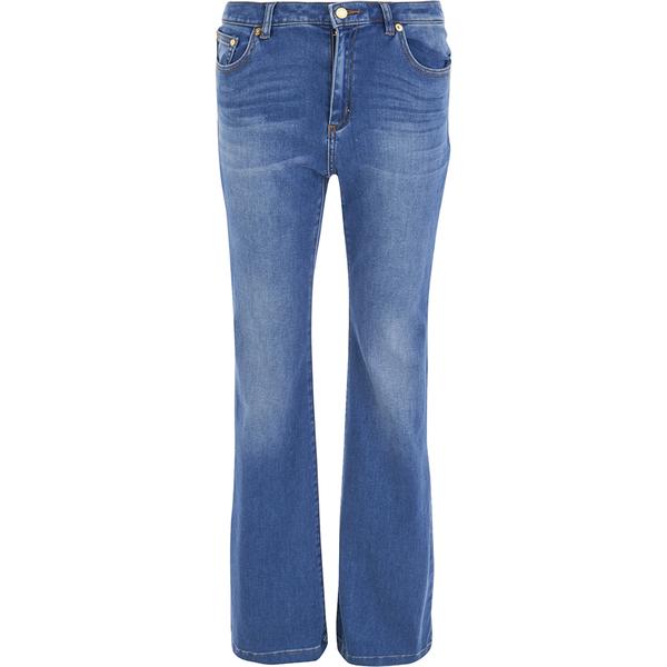MICHAEL MICHAEL KORS Women's Denim Retro Flare Jeans - Authentic
