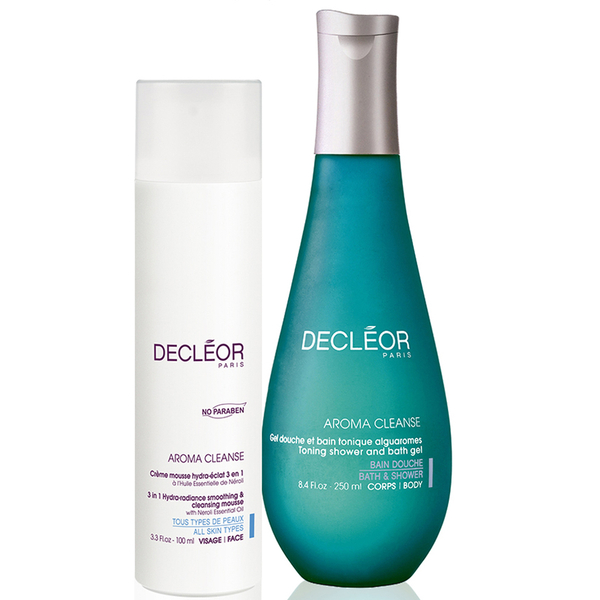 DECLÉOR Aroma Cleanse Face and Body Set