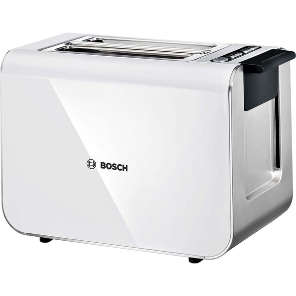 bosch tat8611gb styline collection toaster white iwoot. Black Bedroom Furniture Sets. Home Design Ideas
