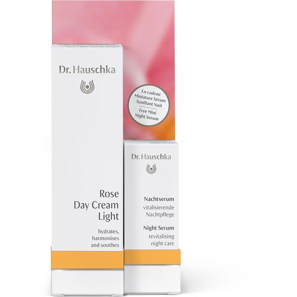 Dr. Hauschka Rose Light Care Concept Skin Care Kit (Worth £34.50)
