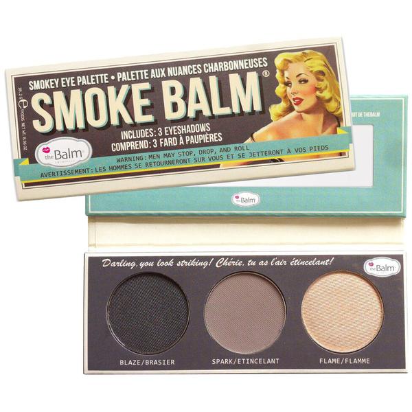 Set 1 Smoke Balm theBalm