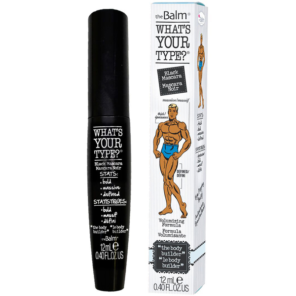 Máscara de Pestañas theBalm What's Your Type® Body Builder