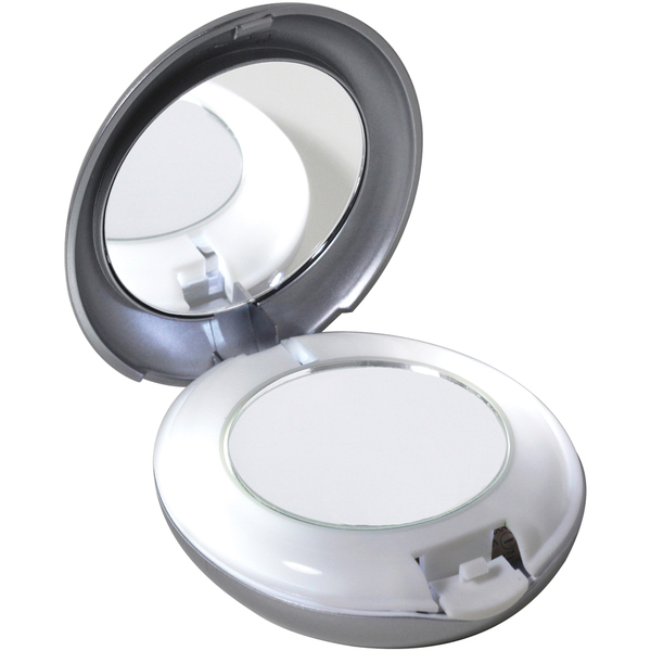 Tweezerman Led Lighted 10x 1x Compact Mirror Free Delivery