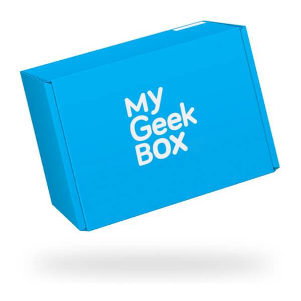 Mystery Past My Geek Box