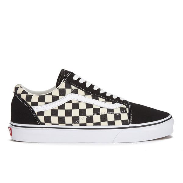 Vans Checkerboard Men S Shoe Size