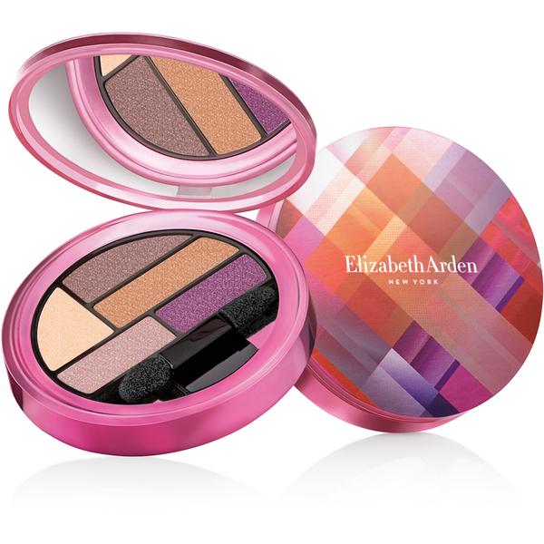 Elizabeth Arden Sunset Bronze Prismatic Eyeshadow Palette - Summer Seduction 01 (Limited Edition)