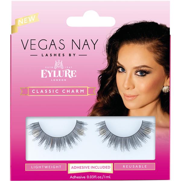 Eylure Vegas Nay - Classic Charm Lashes