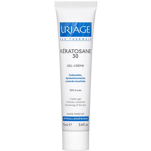 Uriage Kératosane Keratolytic Emulsion 30% Urea Treatment (75ml)