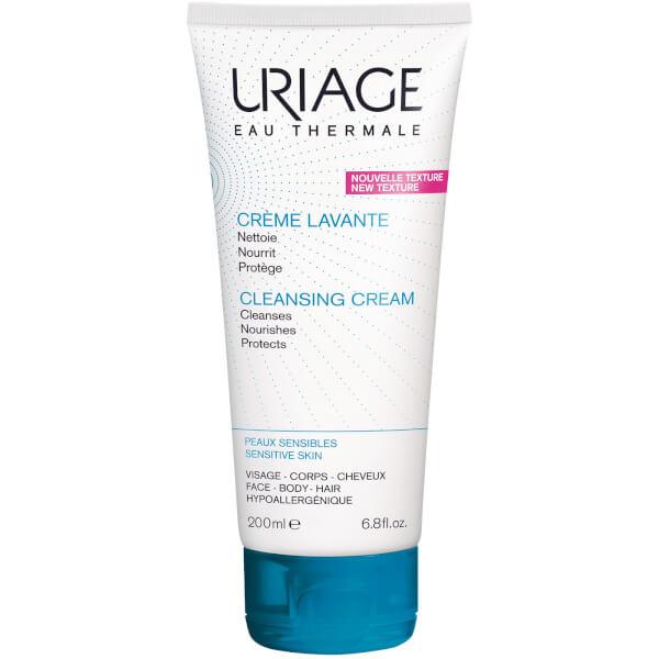 Uriage Crème Lavante Soap Free Cleansing Cream (200ml)