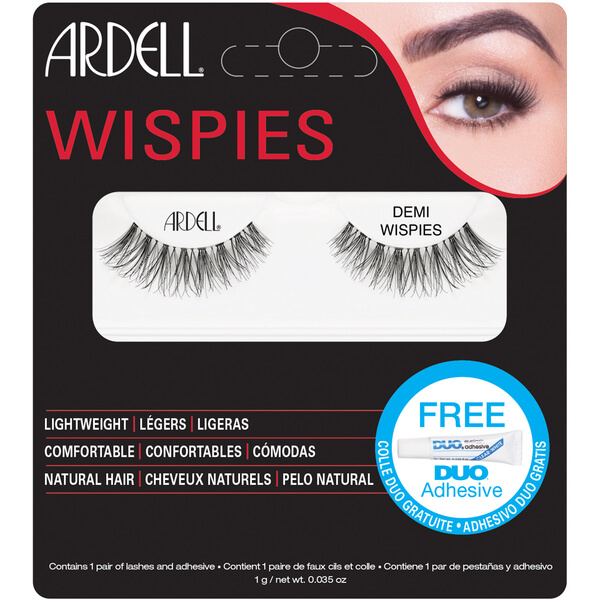 Ardell Wispies Demi Wispies Faux-cilsnoirs