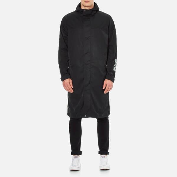 McQ Alexander McQueen Men's Nylon Parka - Darkest Black