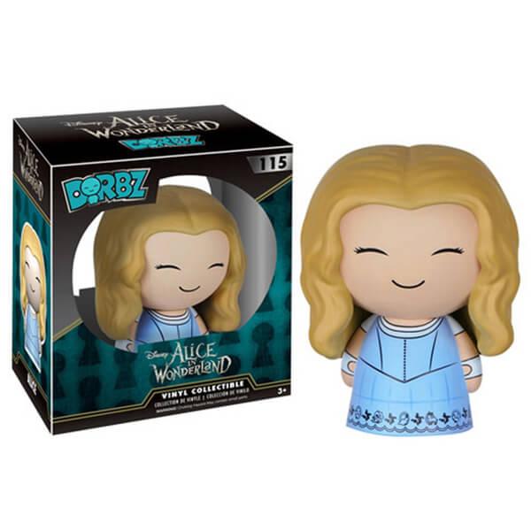 Alice in Wonderland Alice Dorbz Vinyl Figure
