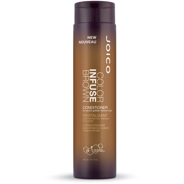 Après-shampooing Color Infuse Brown Joico 300 ml