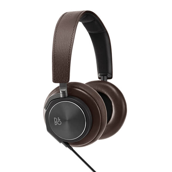 bang olufsen beoplay h6 headphones grey hazel electronics. Black Bedroom Furniture Sets. Home Design Ideas