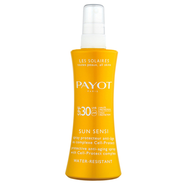 PAYOT Sun Sensi Spray Corps Protective Anti-Ageing Spray SPF 30 125ml