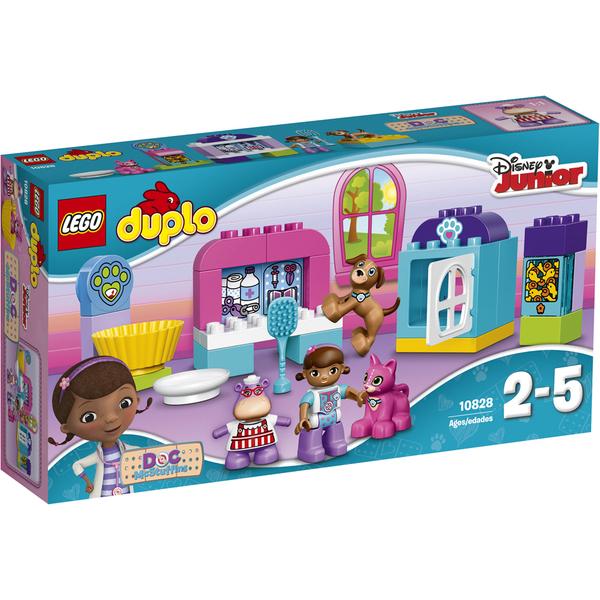 LEGO DUPLO: Doc McStuffins Pet Vet Care (10828)