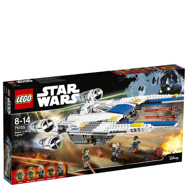 LEGO Star Wars: Rebel U-Wing Fighter (75155)