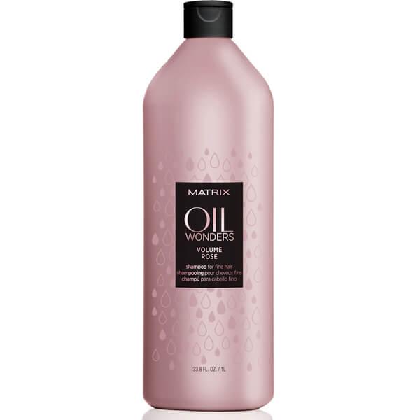 Matrix Oil Wonders Volume Rose Shampoo (1000ml)