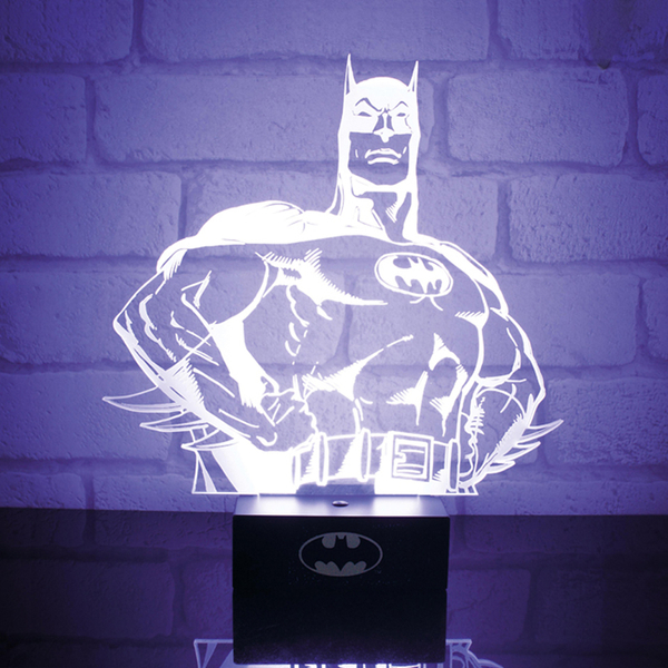 DC Comics Batman Hero Light