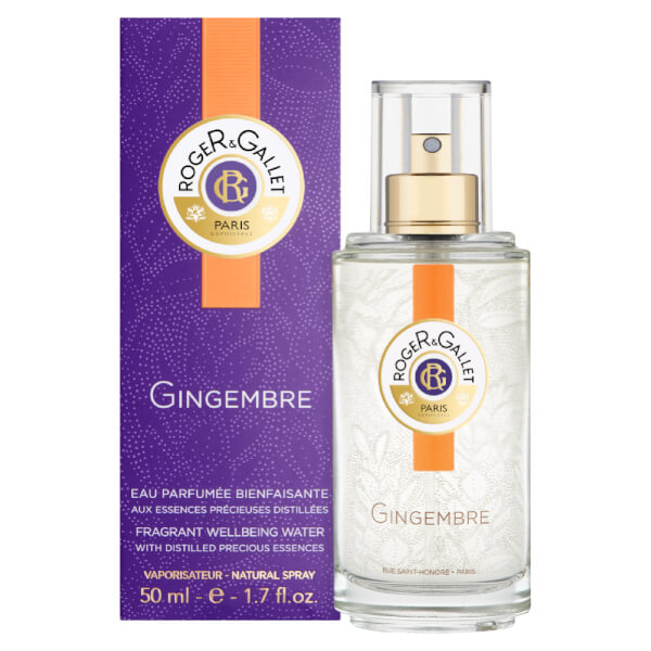 Roger&Gallet Gingembre Fresh Fragrant Water Spray 50ml