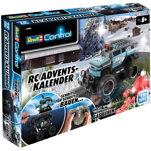 revell rc car advent calendar toys. Black Bedroom Furniture Sets. Home Design Ideas