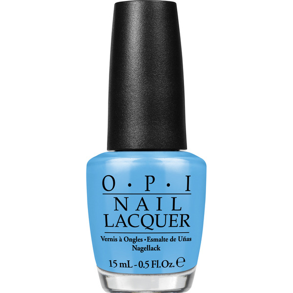 OPI Alice In Wonderland Nail Varnish Collection - The I's Have It 15ml