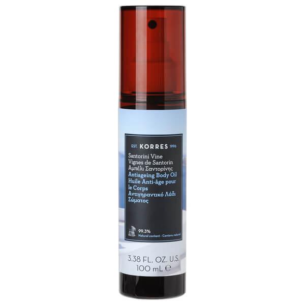 Aceite Corporal Santorini Vine de Korres 100 ml