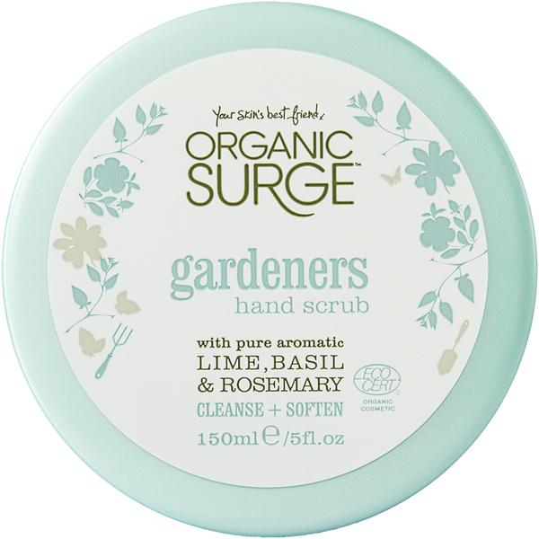 Gardeners Hand Scrubde Organic Surge (150ml)
