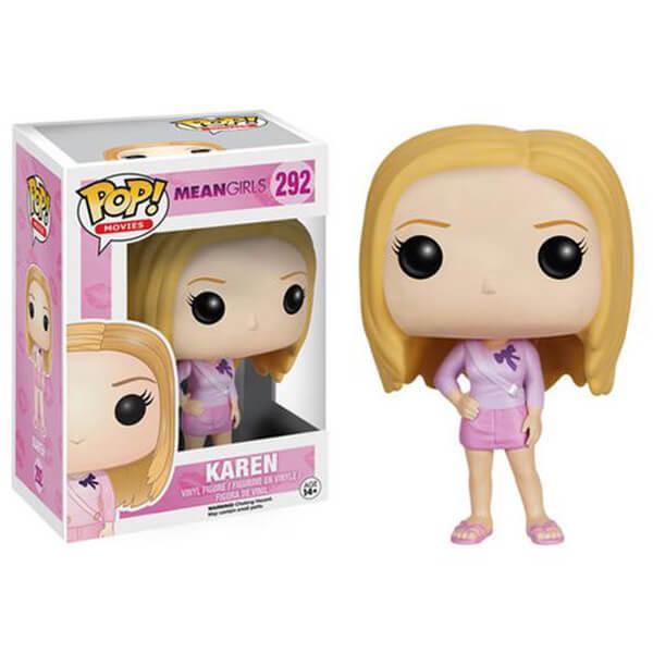 Mean Girls Karen Pop! Vinyl Figure