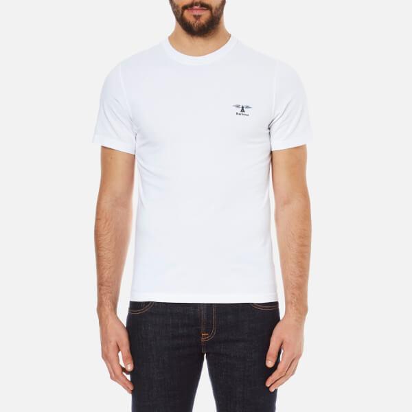 Barbour Heritage Men's Standards T-Shirt - White