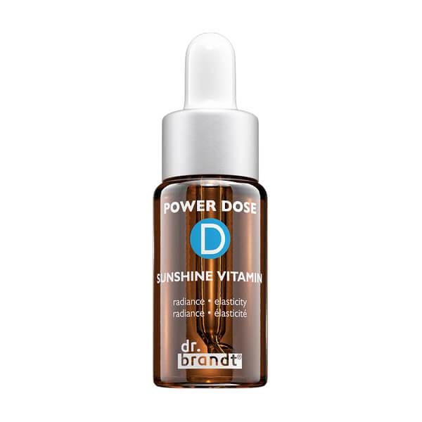 Dr. Brandt XYY Power Dose D Sunshine Vitamin Face Serum 17.7ml