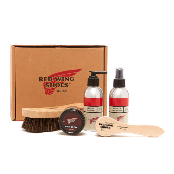 Red Wing Men's Leather Care Kit - Natural
