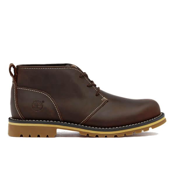 Timberland Men's Grantly Chukka Boots - Dark Brown