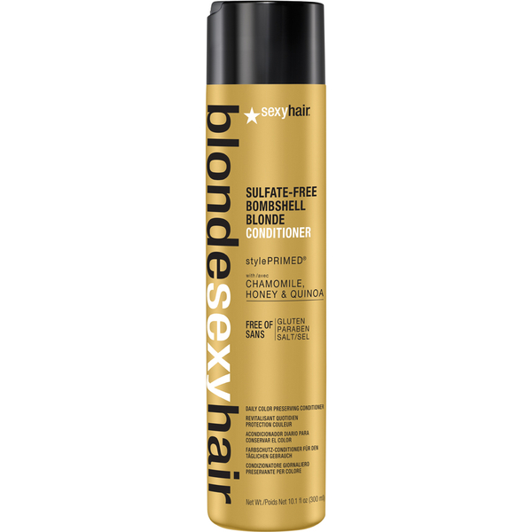 Sexy Hair Blonde Bombshell Blonde Conditioner 300 ml