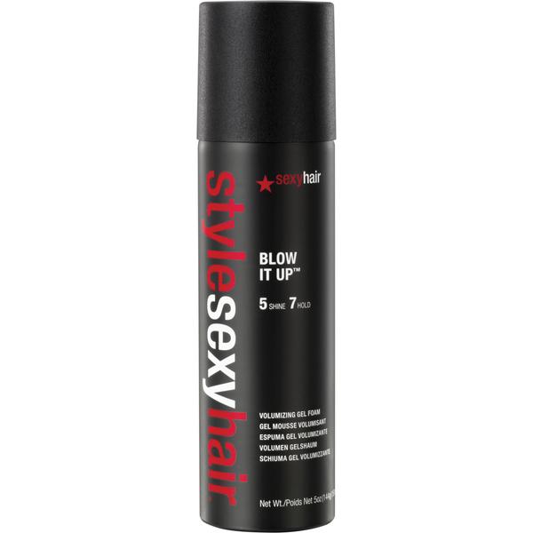 Sexy Hair Style Blow It Up Haarvolumen verleihender Gel-Schaum 150ml