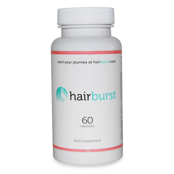 Hairburst Vitamins for Healthy Hair - 60 capsules