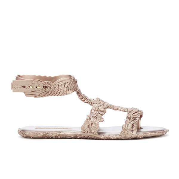 Melissa Women's Campana Barocca 16 Sandals - Rose