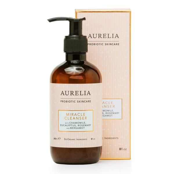 Limpiador Aurelia Probiotic Skincare Miracle Cleanser