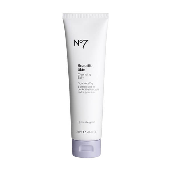 Boots No.7 Beautiful Cleansing Balm - Dry to Very Dry